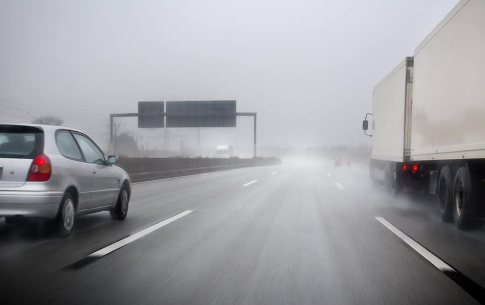 6 Tips for Safe Driving In Strong Wind and Rain