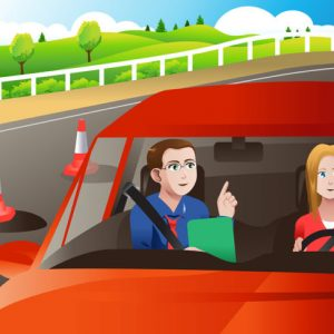 How to help your teen pass their driver's license test with flying colors