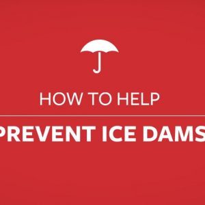 How to Help Prevent Ice Dams