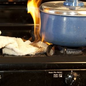 Cooking Fire Safety