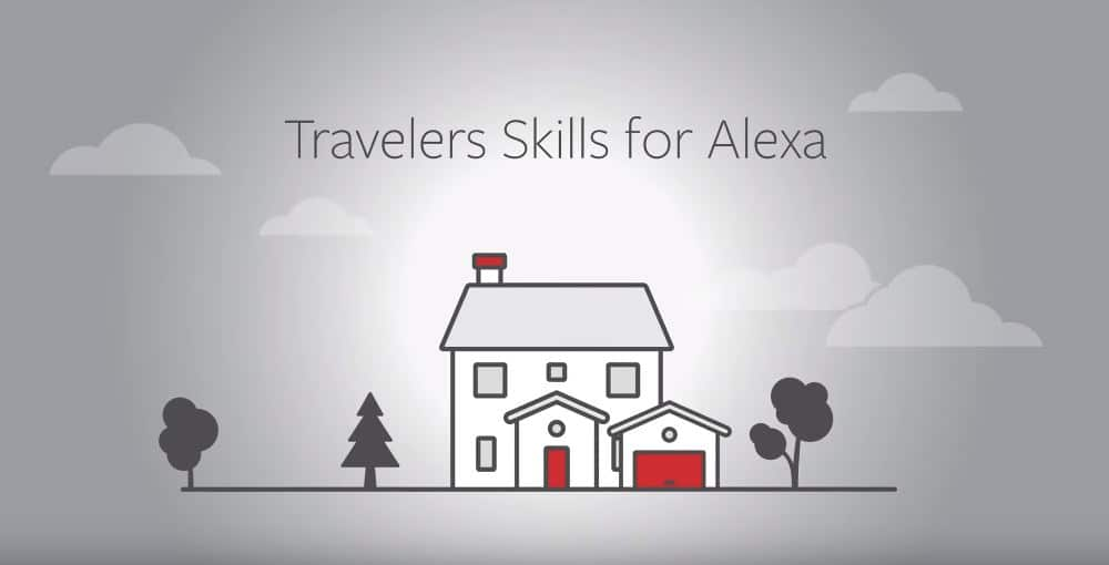 Read more about the article Introducing two new Travelers skills for Amazon Alexa